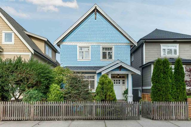 169 E 22ND Avenue, Vancouver, BC V5V 1T5 (#R2510262) :: Initia Real Estate