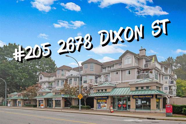 2678 Dixon Street #205, Port Coquitlam, BC V3C 6L7 (#R2510265) :: 604 Home Group