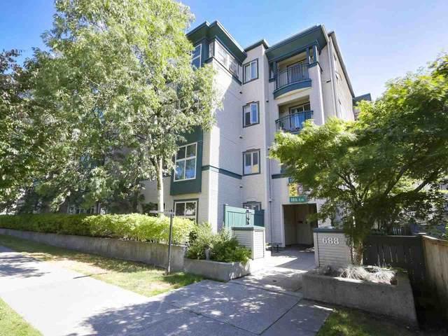 688 E 16TH Avenue #312, Vancouver, BC V5T 2V4 (#R2510286) :: Initia Real Estate
