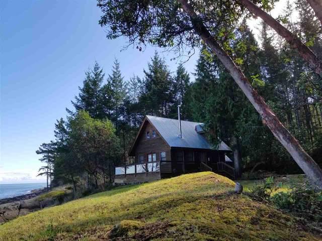 516 W Sticks Allison Road, Galiano Island, BC V0N 1P0 (#R2510293) :: Initia Real Estate