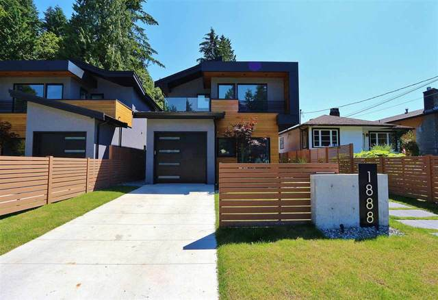 1888 Tatlow Avenue, North Vancouver, BC V7P 3A3 (#R2510298) :: 604 Home Group