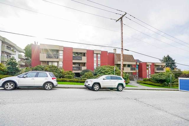 1040 Fourth Avenue #205, New Westminster, BC V3M 1T4 (#R2510329) :: 604 Home Group