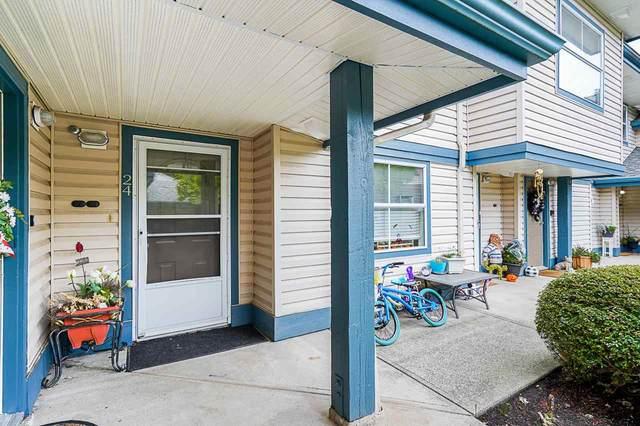 5666 208 Street #24, Langley, BC V3A 8G4 (#R2510338) :: Homes Fraser Valley