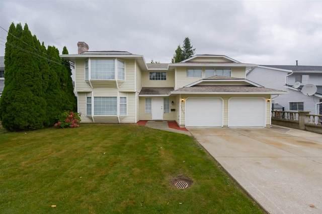 11133 154 Street, Surrey, BC V3R 6V7 (#R2510377) :: Initia Real Estate