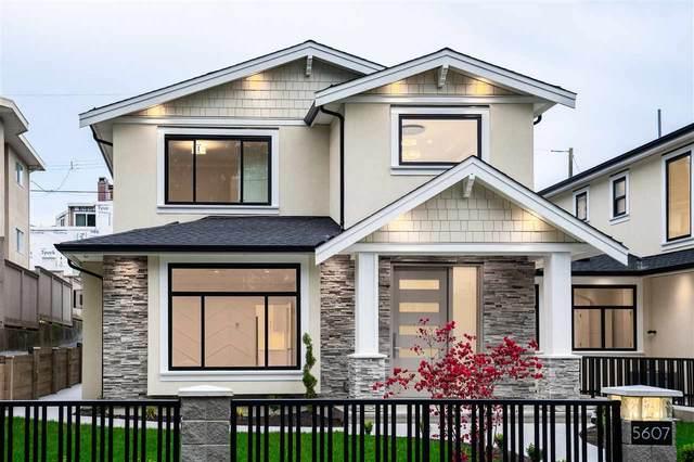 5607 Royal Oak Avenue, Burnaby, BC V5H 3N2 (#R2510392) :: 604 Home Group