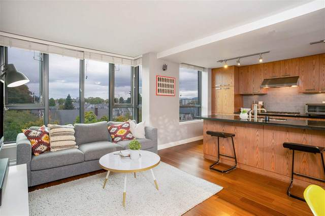 3228 Tupper Street #422, Vancouver, BC V5Z 4S7 (#R2510396) :: 604 Home Group