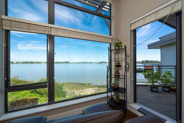 14300 Riverport Way #404, Richmond, BC V6W 0A4 (#R2510467) :: 604 Home Group
