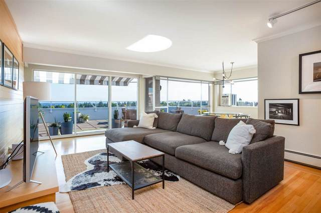 5926 Tisdall Street #901, Vancouver, BC V5Z 3N2 (#R2510482) :: 604 Home Group