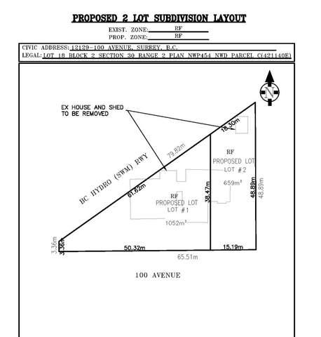 12129 100 Avenue, Surrey, BC V3V 2W7 (#R2510497) :: 604 Home Group