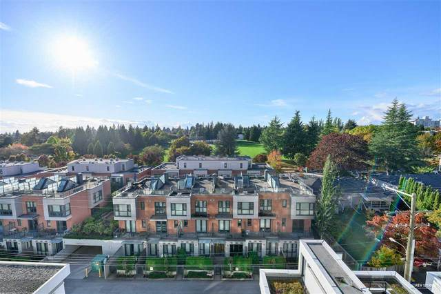 6311 Cambie Street #705, Vancouver, BC V5Z 3B2 (#R2510514) :: Homes Fraser Valley