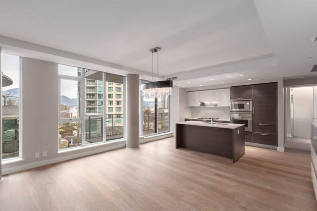 1409 W Pender Street #301, Vancouver, BC V6G 2S3 (#R2510530) :: Homes Fraser Valley