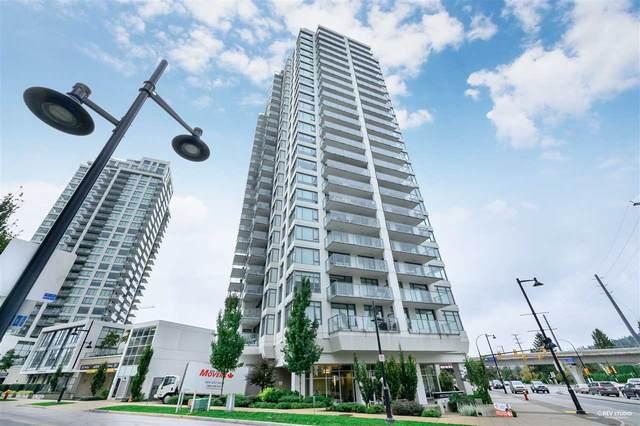 602 Como Lake Avenue #2201, Coquitlam, BC V3J 0G2 (#R2510553) :: Homes Fraser Valley