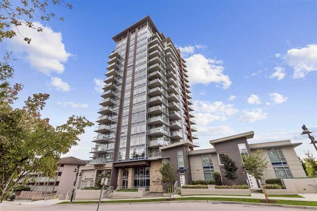 518 Whiting Way #407, Coquitlam, BC V3J 0H7 (#R2510566) :: Homes Fraser Valley