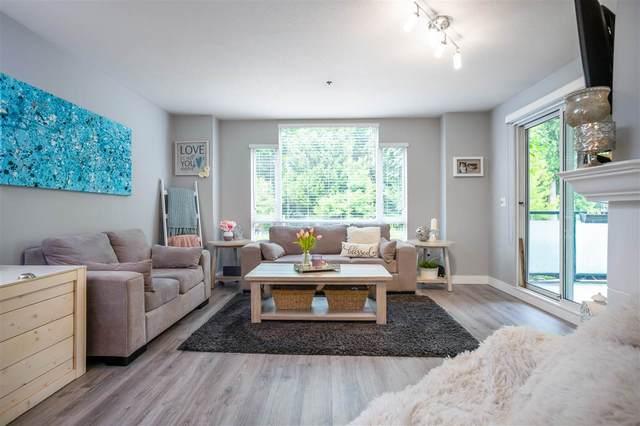 19142 122 Avenue #109, Pitt Meadows, BC V3Y 2P9 (#R2510587) :: Initia Real Estate