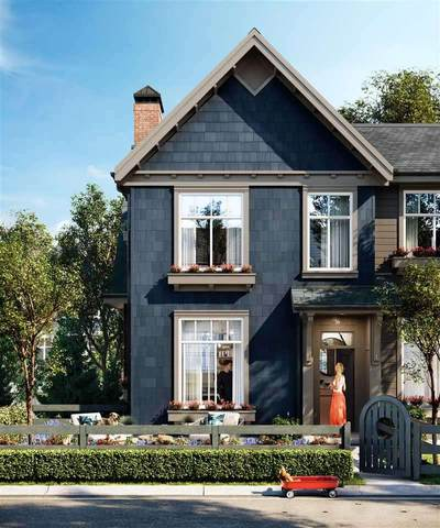 3529 Baycrest Avenue #9, Coquitlam, BC V3B 2W7 (#R2510600) :: 604 Home Group