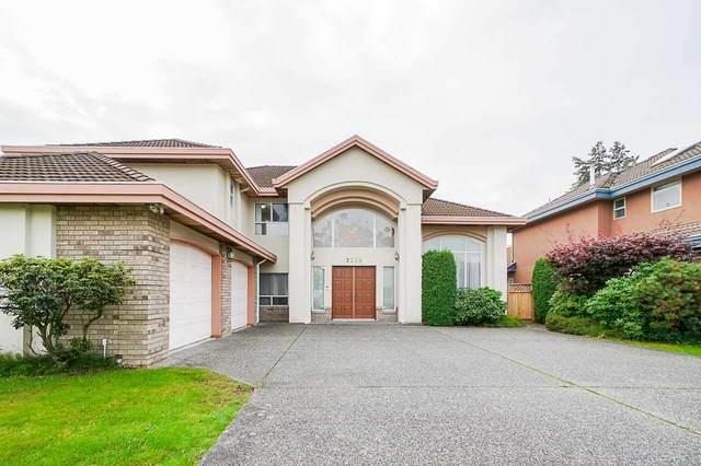 7220 Belair Drive, Richmond, BC V7A 1B5 (#R2510604) :: Homes Fraser Valley