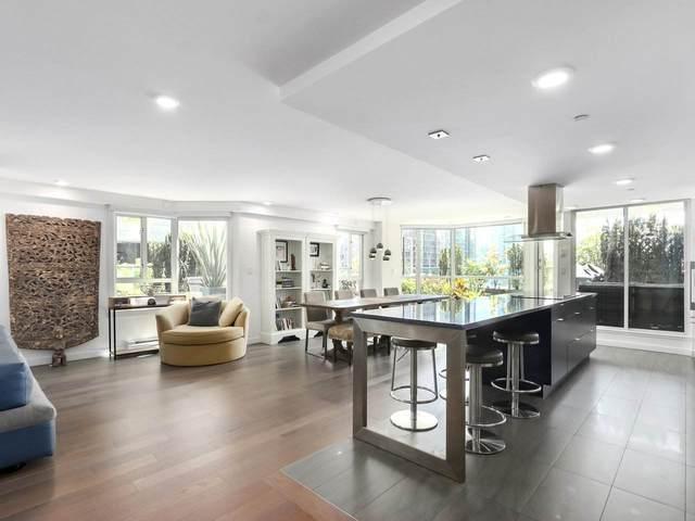 888 Hamilton Street #201, Vancouver, BC V6B 5W4 (#R2510652) :: Premiere Property Marketing Team