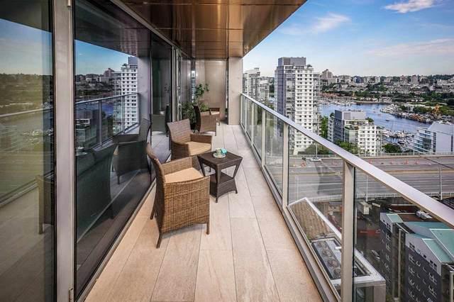 1480 Howe Street #2303, Vancouver, BC V6Z 1R8 (#R2510663) :: Premiere Property Marketing Team