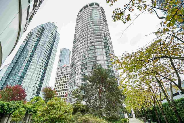1200 Alberni Street #2701, Vancouver, BC V6E 1A6 (#R2510682) :: 604 Home Group