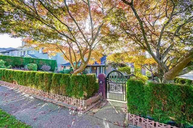 2606 W 35TH Avenue, Vancouver, BC V6N 2L8 (#R2510691) :: Initia Real Estate