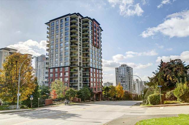 814 Royal Avenue #1506, New Westminster, BC V3M 1J9 (#R2510724) :: 604 Home Group
