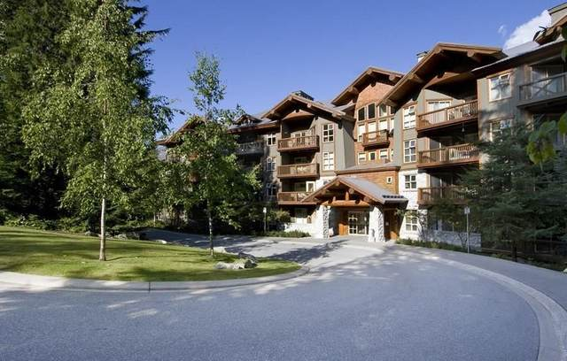 4660 Blackcomb Way #320, Whistler, BC V0N 1B4 (#R2510733) :: 604 Home Group