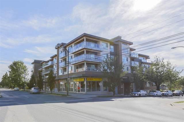 2888 E 2ND Avenue #301, Vancouver, BC V5M 1E3 (#R2510772) :: Initia Real Estate