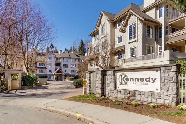 1242 Town Centre Boulevard #206, Coquitlam, BC V3B 7R6 (#R2510790) :: 604 Home Group