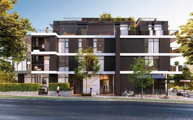 3596 W 28TH Avenue #509, Vancouver, BC V0V 0V0 (#R2510791) :: 604 Home Group