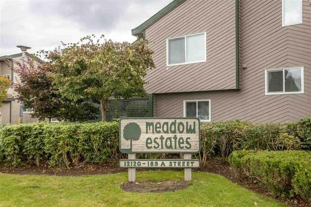 12120 189A Street #11, Pitt Meadows, BC V3Y 1V4 (#R2510794) :: Initia Real Estate