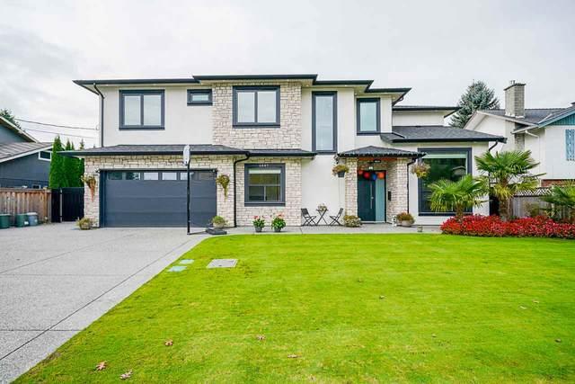 4607 56A Street, Delta, BC V4K 3C7 (#R2510801) :: 604 Home Group