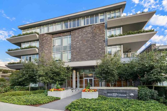 866 Arthur Erickson Place #601, West Vancouver, BC V7T 0B2 (#R2510816) :: Initia Real Estate