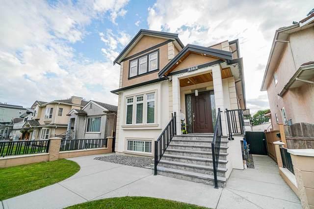 6363 Chester Street, Vancouver, BC V5W 3C4 (#R2510817) :: Homes Fraser Valley