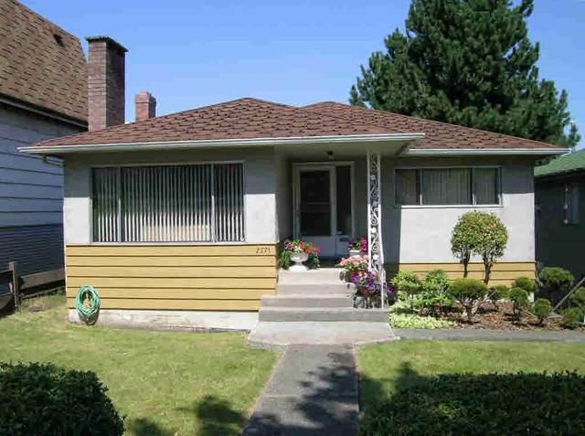 2571 E 23RD Avenue, Vancouver, BC V5R 1A3 (#R2510819) :: Initia Real Estate