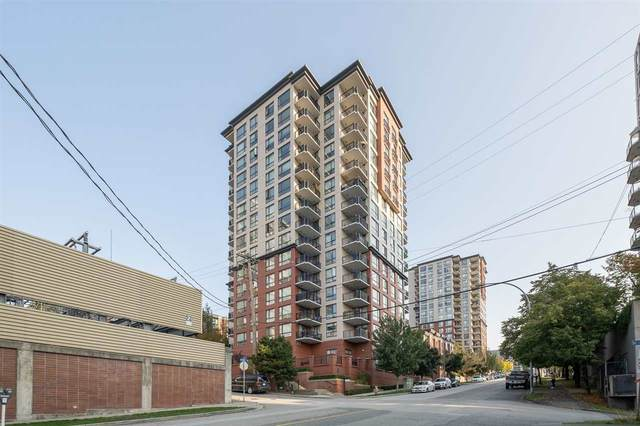 833 Agnes Street #1404, New Westminster, BC V3M 0B1 (#R2510836) :: 604 Home Group