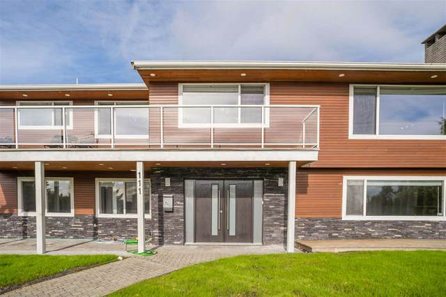 111 E Eighth Avenue, New Westminster, BC V3L 4J6 (#R2510854) :: 604 Home Group