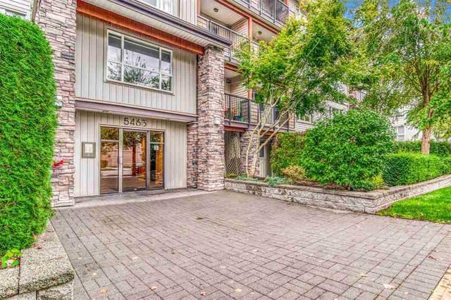 5465 203 Street #306, Langley, BC V3A 9L8 (#R2510915) :: Homes Fraser Valley