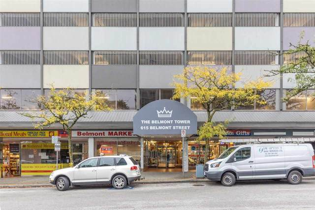 615 Belmont Street #1608, New Westminster, BC V3M 6A1 (#R2510917) :: 604 Home Group