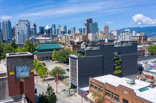 133 Keefer Street 20-50, Vancouver, BC V6A 1X3 (#R2510930) :: 604 Home Group