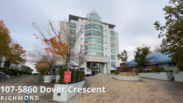 5860 Dover Crescent #107, Richmond, BC V7C 5S6 (#R2510933) :: 604 Home Group