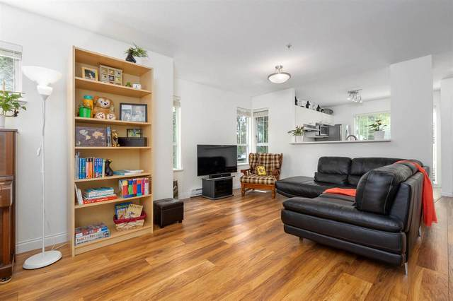 238 E 18TH Avenue #202, Vancouver, BC V5V 1E6 (#R2510947) :: Initia Real Estate