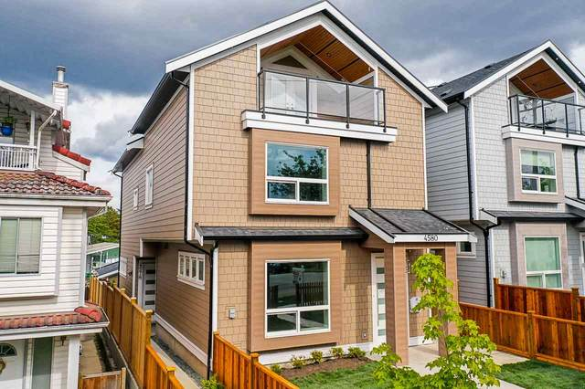 4580 Dumfries Street, Vancouver, BC V5N 3T2 (#R2510956) :: Initia Real Estate