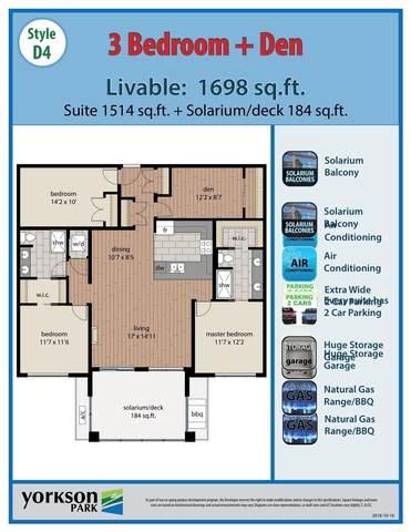 20328 86 Avenue #605, Langley, BC V0V 0V0 (#R2510960) :: Ben D'Ovidio Personal Real Estate Corporation | Sutton Centre Realty