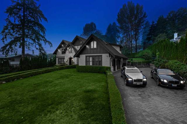515 Southborough Drive, West Vancouver, BC V7S 1M4 (#R2511000) :: 604 Home Group