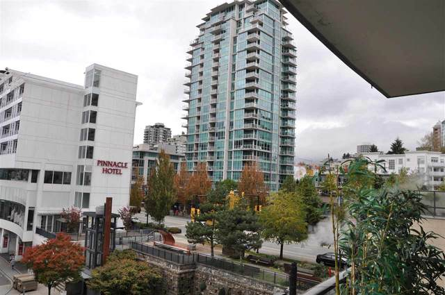162 Victory Ship Way #506, North Vancouver, BC V7L 0B4 (#R2511001) :: RE/MAX City Realty