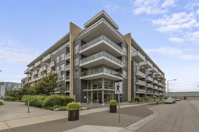 5311 Cedarbridge Way #125, Richmond, BC V6X 0M3 (#R2511009) :: RE/MAX City Realty