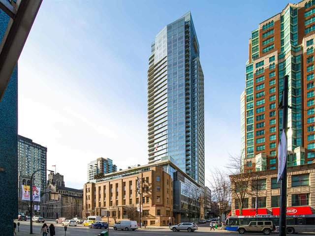 1028 Barclay Street #809, Vancouver, BC V6E 0B1 (#R2511043) :: 604 Home Group