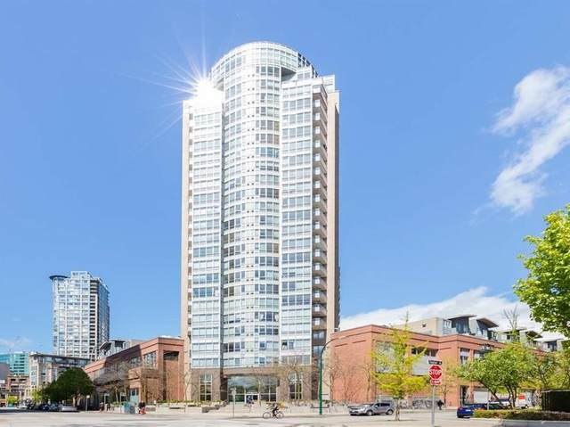 63 Keefer Place #2202, Vancouver, BC V6B 6N6 (#R2511044) :: RE/MAX City Realty
