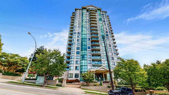 121 Tenth Street #502, New Westminster, BC V3M 3X7 (#R2511089) :: 604 Home Group