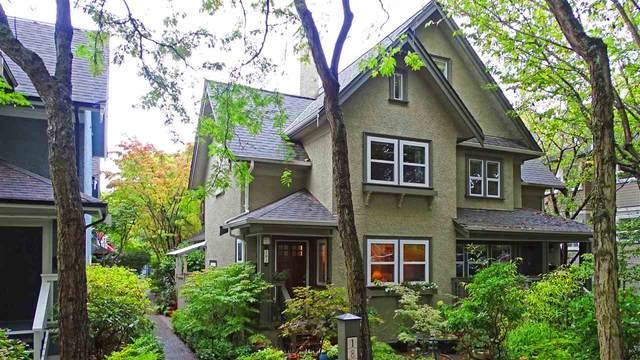 185 W 13TH Avenue, Vancouver, BC V5Y 1V8 (#R2511098) :: Homes Fraser Valley